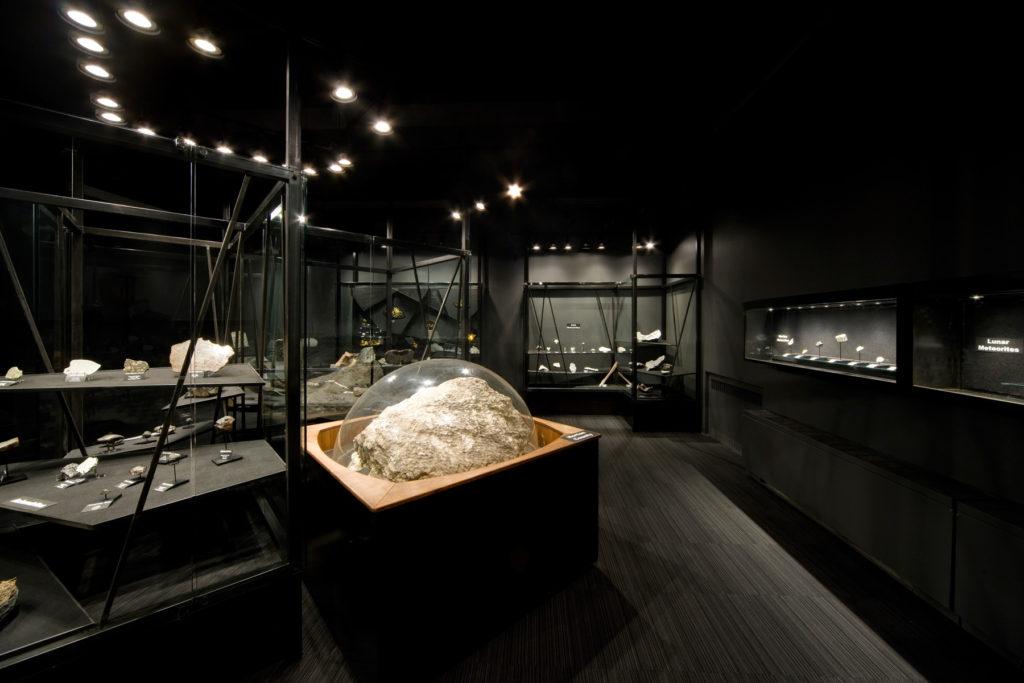 UNM Meteorite Museum